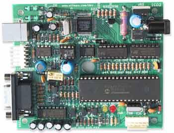 Внутрисхемный отладчик PIC-ICD2