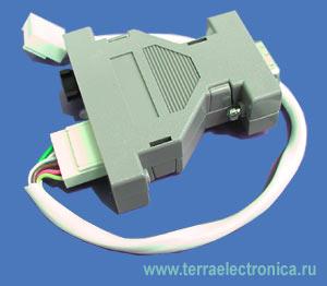 Внутрисхемный отладчик для микроконтроллеров серии  PICmicro PIC-ICD2-TINY