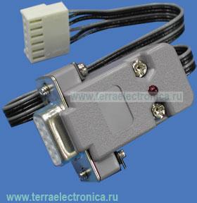 PIC-PG1 - внутрисхемный программатор для микроконтроллеров PIC