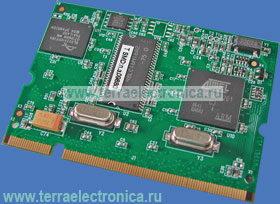 микрокомпьютерный модуль PM9261