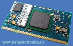 COLIBRI PXA270 512MHZ – микрокомпьютерный модуль в форм-факторе SODIMM на базе процессора XScale  PXA270