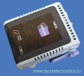 Эмулятор 8-разрядных микроконтроллеров с малым количеством выводов  QB-78K0KX1H-ZZZ-EE