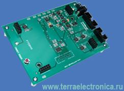 SFB-SKTHOST2000 – плата программатора для сигнальных процессоров