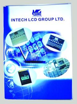Каталог  INTECH LCD с описанием технических характеристик ЖКИ дисплеев