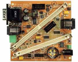 Плата для разработки TILT400.PRO