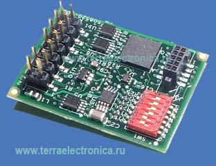 TMDSADP1420 – адаптер с адаптивным тактированием для JTAG эмуляторов XDS510 и XDS560.