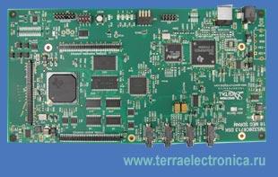 ���������� ����� ��� ���������� � ������� TMDSDSK6713-0E