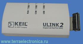 ULINK2 – аппаратный адаптер USB-JTAG интерфейса