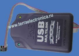 Программатор-отладчик для микроконтроллеров HCS08, HC12 и HCS12