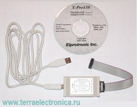 Быстрый JTAG/BSL адаптер с подключением по USB интерфейсу USB-MSP430-FPA-STD