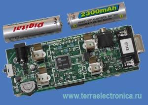 VS1003B-KIT-L � ��������� ����� � ������������� ������� VS1003 �������� VLSI