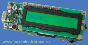 VS1011E-KIT-L � ��������� ����� � ������������� ������� VS1011 �������� VLSI