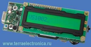 VS1011E-KIT-L – оценочный набор с установленным кодеком VS1011 компании VLSI