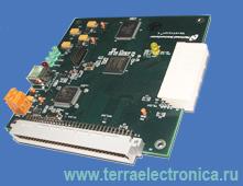 WAVEVSN BRD 4.0 – интерфейсная плата для оценки производительности аналого-цифровых преобразователей производства NATIONAL SEMICODUCTOR