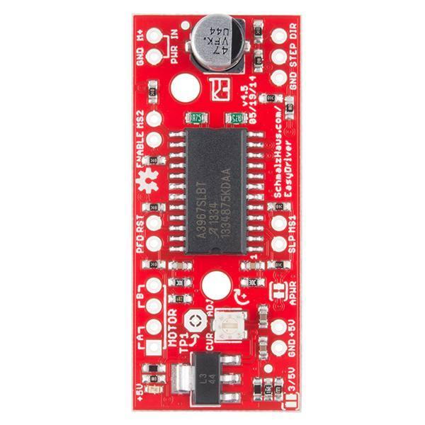 EasyDriver Stepper Motor Driver (SparkFun Electronics