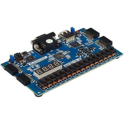 Basys 3 Artix-7 FPGA Trainer Board (Digilent, Inc ) купить