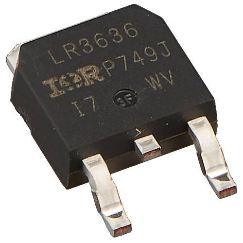 IRLR3636PBF Transistor MOSFET N-CH 60V 50A DPAK