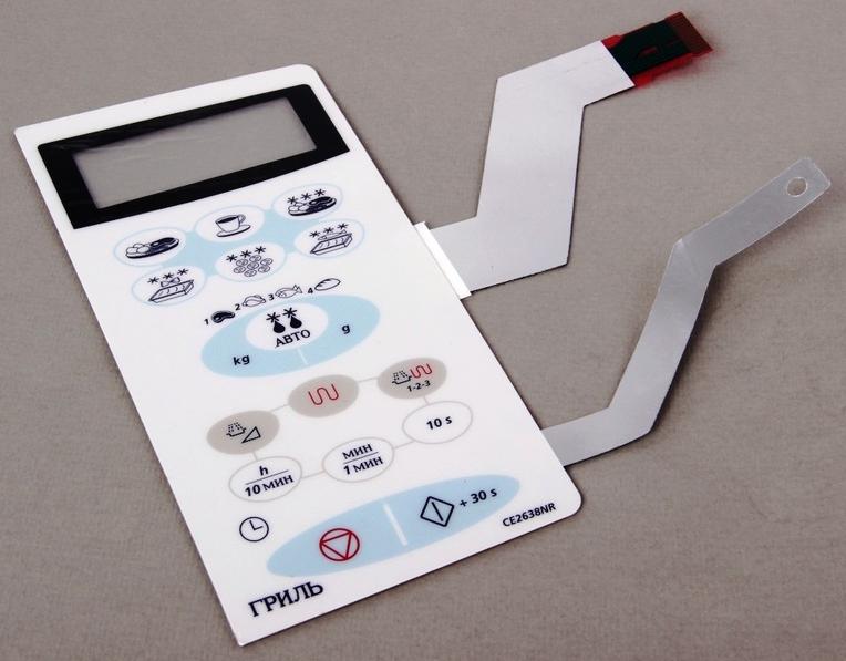 купить сенсорную панель микроволновки