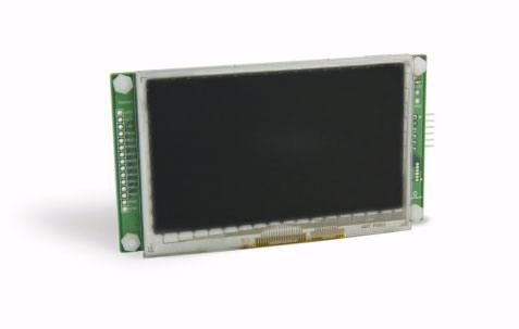 Демоплата  The PIC32 GUI Development Board with Projected Capacitive Touch enables development of cost effective multi touch graphical user interfaces. It is based on PIC32MX795F512 with 105 DMIPS performance, 512KB Flash and 128KB RAM. The PIC32 is coupled with a l