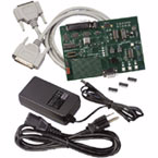 Демоплата  Supporting CANV 2.0B active with bus rates up to 1Mb/s, this kit includes everything needed to demonstrate, design, develop and configure a CAN node using the MCP250xx CAN I/O Expander family of products.
