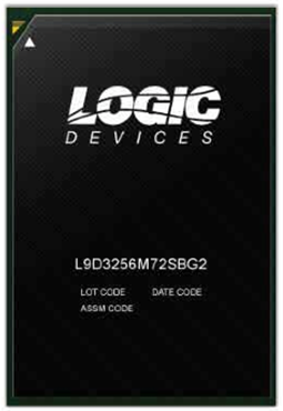 L9D3256M32DBG2, Logic Devices