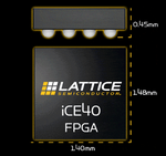 ICE40LP640-SWG16TR, Lattice Semiconductor Corp.