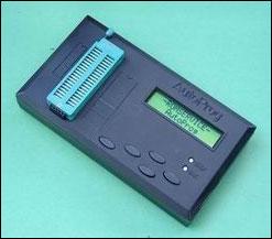 AutoProg Универсальный программатор для микросхем памяти и внутреннего ППЗУ микроконтроллеров