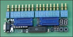МП-5H Универсальный программатор ПЗУ