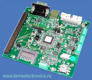 Набор для разработки систем на базе микроконтроллера AT91SAM7A3