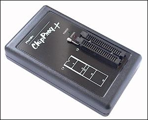 ChipProg+ Универсальный программатор для микросхем памяти, внутреннего ППЗУ микроконтроллеров и программируемой логики
