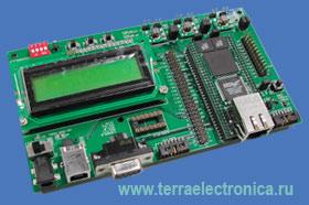Отладочный набор DS-KIT-3S400MM1-EDK компании XILINX