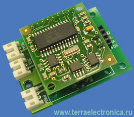IE-CMPS-03 – макетная плата на базе магниторезистивного сенсора KMZ51