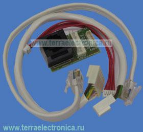 PIC-ICSP - адаптер для подключения фирменного отладчика MPLAB ICD2