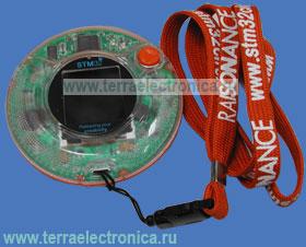 STM3120B-PRIMER - демонстрационно-оценочное типовое решение компании STSTMICROELECTRONICS
