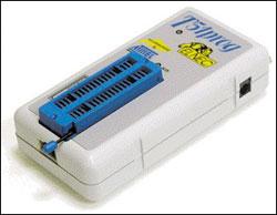 T51Prog Специализированный программатор для микроконтроллеров семейства MCS51, Atmel AVR