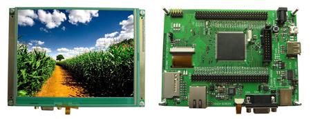 TE-LPC2478LCD5.6
