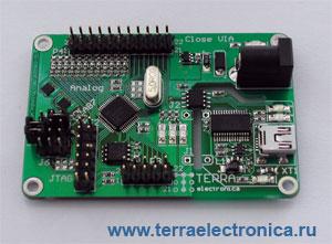 TE-TMX320F28027