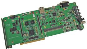 TMDSEVM6424 – стартовый набор