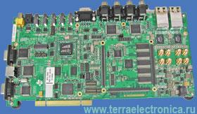 TMDXEVM648 – отладочный набор для систем цифровой обработки видеоизображений