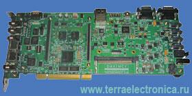 TMDSVDP6437 – отладочный набор для систем цифровой обработки видеоизображений