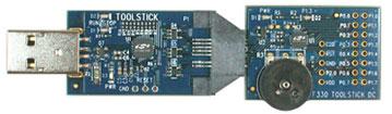TOOLSTICKSK – отладочная система в форм-факторе USB STICK