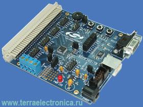 Отладочная плата с С8051 и портом USB от SILABS