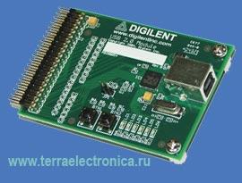 DL-USB2 – дочерняя плата для разработки устройств общего назначения
