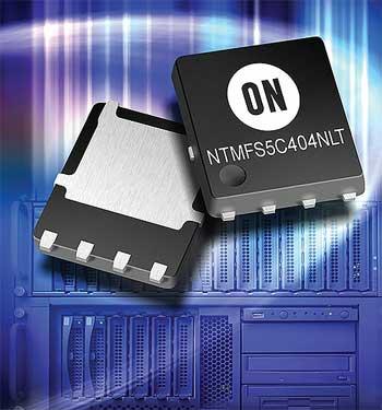 Новое поколение MOSFET ON Semiconductor