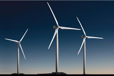 Типовая ветровая электростанция