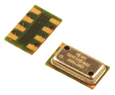 Внешний вид датчиков MS5607, MS5611 и MS8607