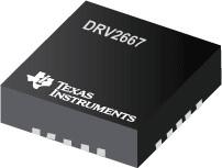 Внешний вид интегрального драйвера DRV2667