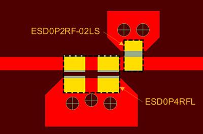 Пример включения защитного диода в цепь