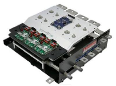 Трехфазный инвертор 250 кВт от Wolfspeed для приводов электромобилей