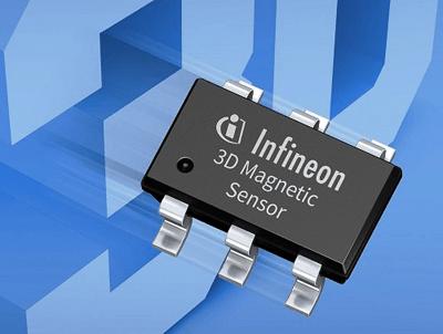 3D-датчик TLV493D производства Infineon обеспечивает прецизионные трехмерные измерения